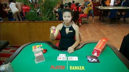 Baccarat Ins